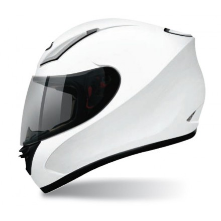 Casco integral MT Revenge Solid White