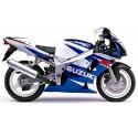 Pelacrash Suzuki GSXR 600 1997-2000