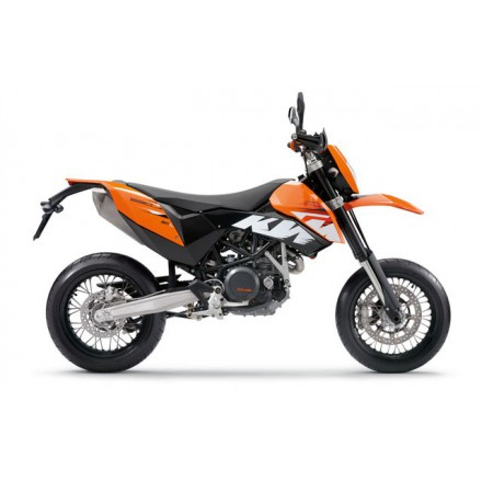 Pelacrash KTM 690 SMC (NO SUPERDUKE)