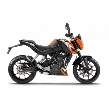 Pelacrash KTM 125 SUPERDUKE 2012-2013