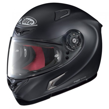 Casco X-Lite X-802 Start Flat Black