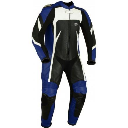 Mono racing niño 1 pieza Goyamoto GM-4101 azul