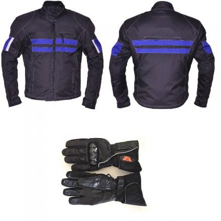 Pack cordura chaqueta + guantes Redbat DB-199