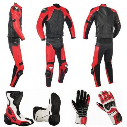 Pack moto 2 piezas Goyamoto Rojo GM-652