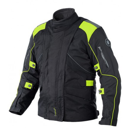 Chaqueta cordura ONBOARD Forward color amarillo fluor