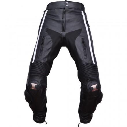 Pantalones de cuero Compilo CM-1006