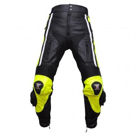 Pantalones de cuero Compilo CM-1008