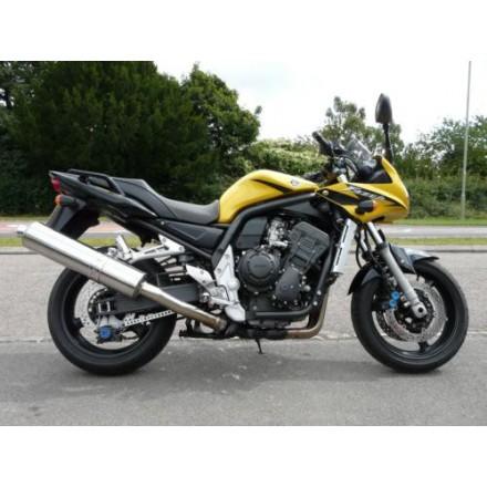 Pelacrash Yamaha Fazer 1000 2001-05
