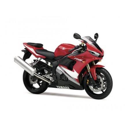 Pelacrash Yamaha R6 2003-05