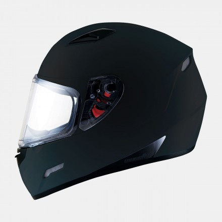 Casco integral MT Mugello Solid Matt Black