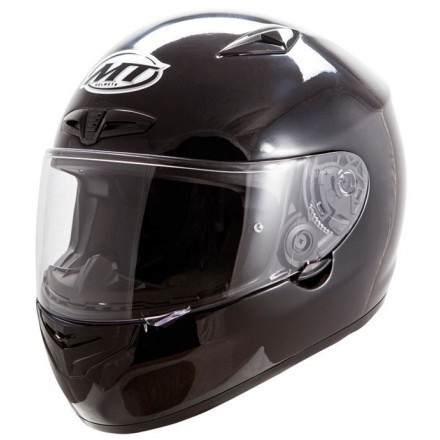 Casco integral MT Matrix Solid Black
