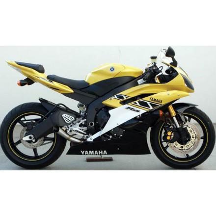 Pelacrash Yamaha R6 2006-07