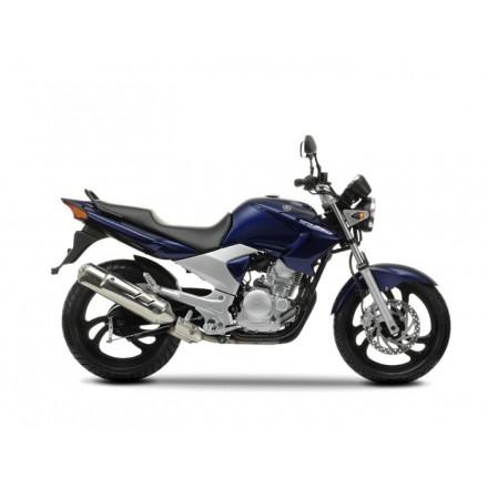 Pelacrash Yamaha YBR 250 08