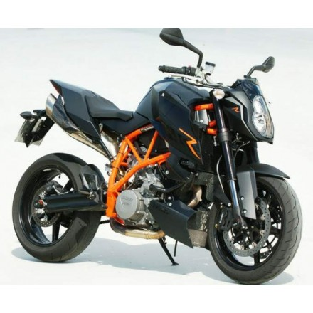 Pelacrash KTM 990 Supermotard-Superduke