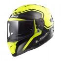 Casco integral LS2 FF390.25 Breaker Bold Black Hi Vis Yellow