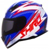Casco integral Shiro SH-881 Atlanta Blue