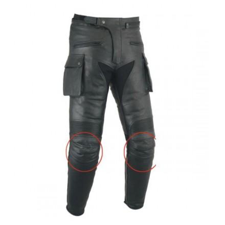 Pantalón de cuero Goyamoto GM-151