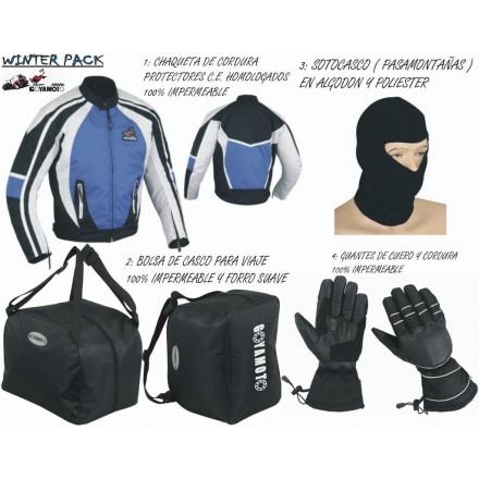 Pack 4*1 de invierno Goyamoto GM-1001
