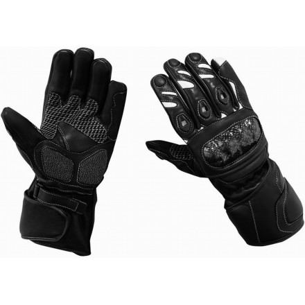 Guantes racing Goyamoto GM-233 color negro