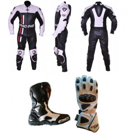 Pack moto racing Redbat Reko DB-111