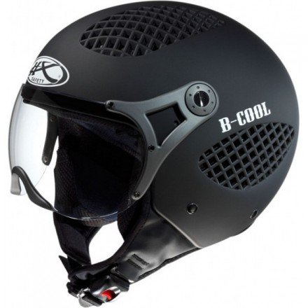 Casco Helix B-Cool SOB negro mate