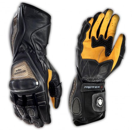 Guantes racing ONBOARD PRX-2 BK