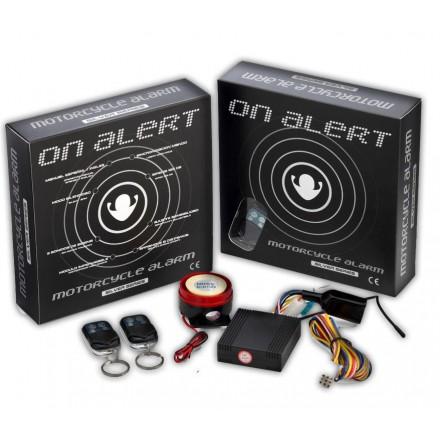 Alarma ONBOARD de 1 vía y dos mandos