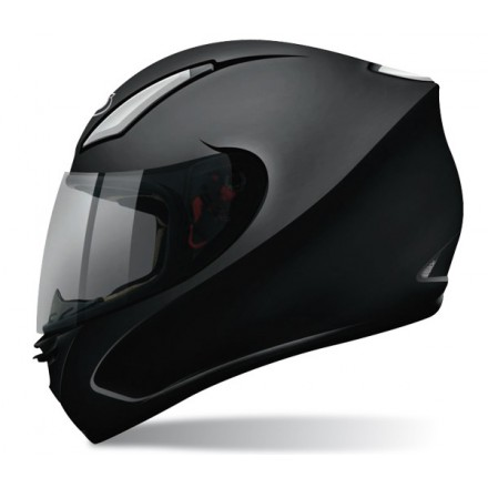 Casco integral MT Revenge Solid Matt Black