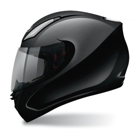 Casco integral MT Revenge Solid Black