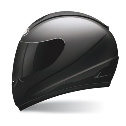 Casco integral MT Kids Thunder Solid Black