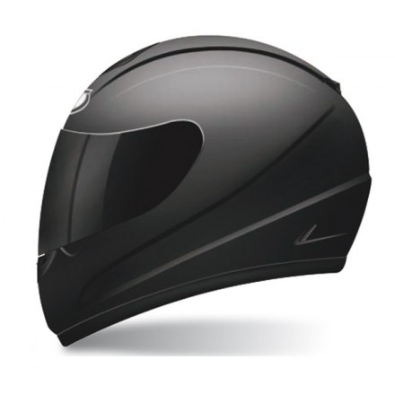 Casco integral MT Kids Thunder Solid Matt Black