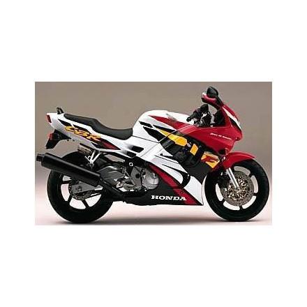 Pelacrash Honda CBR 600 F 91-98