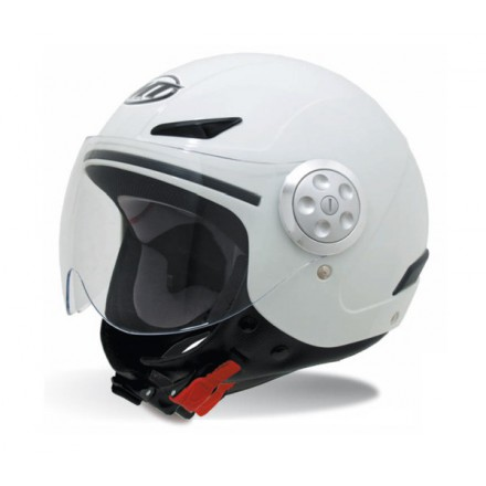 Casco jet MT Urban Kids Solid White
