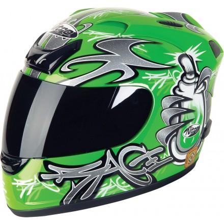Casco integral Nitro N-250VX Verde
