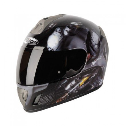 Casco integral Nitro NGFP Phanter