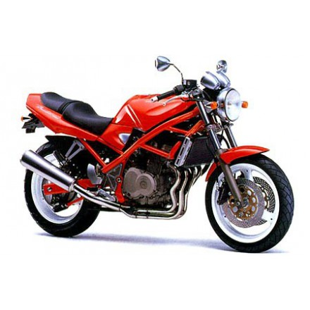 Pelacrash Suzuki Bandit 400