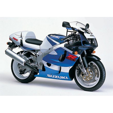 Pelacrash Suzuki GSXR 750 96-99