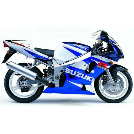 Pelacrash Suzuki GSXR 600 2001-2003