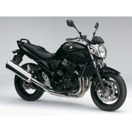 Pelacrash Suzuki Bandit 650 2006