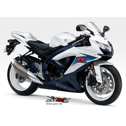 Pelacrash Suzuki GSXR 600 2008-2010