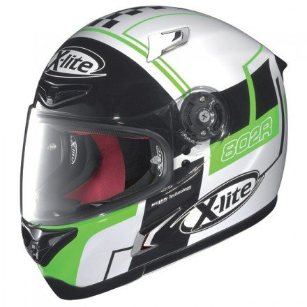 Casco X-Lite X-802 Rush Green