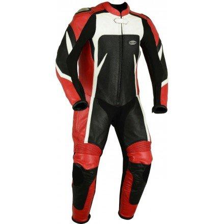 Mono racing niño 1 pieza Goyamoto GM-4101 rojo