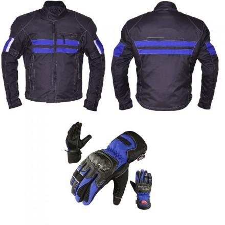 Pack cordura chaqueta + guantes Redbat DB-195