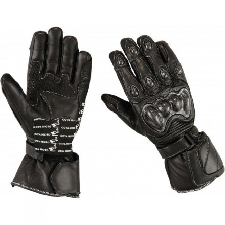 Guantes racing Goyamoto GM-231 color negro