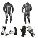 Pack moto racing Goyamoto Negro GM-641
