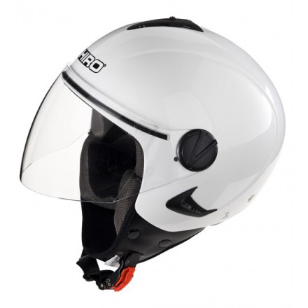 Casco jet SHIRO SH-66 blanco