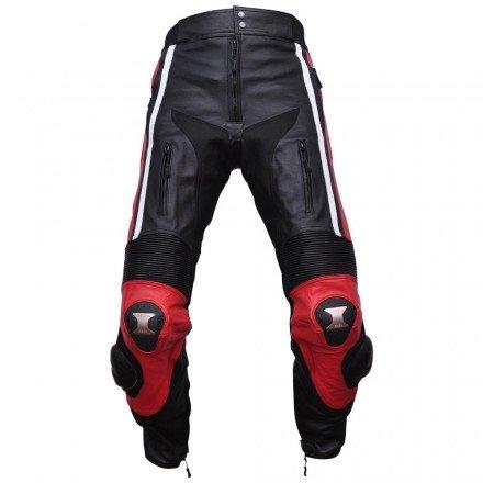 Pantalones de cuero Compilo CM-1007