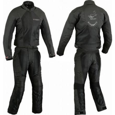 Mono de moto de cordura Goyamoto GM-3036 negro