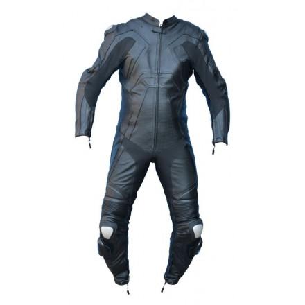 Mono de moto 1 pieza Compilo MC-1053 negro