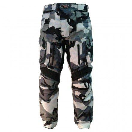 Pantalón de cordura camuflaje Compilo CM-1095 gris